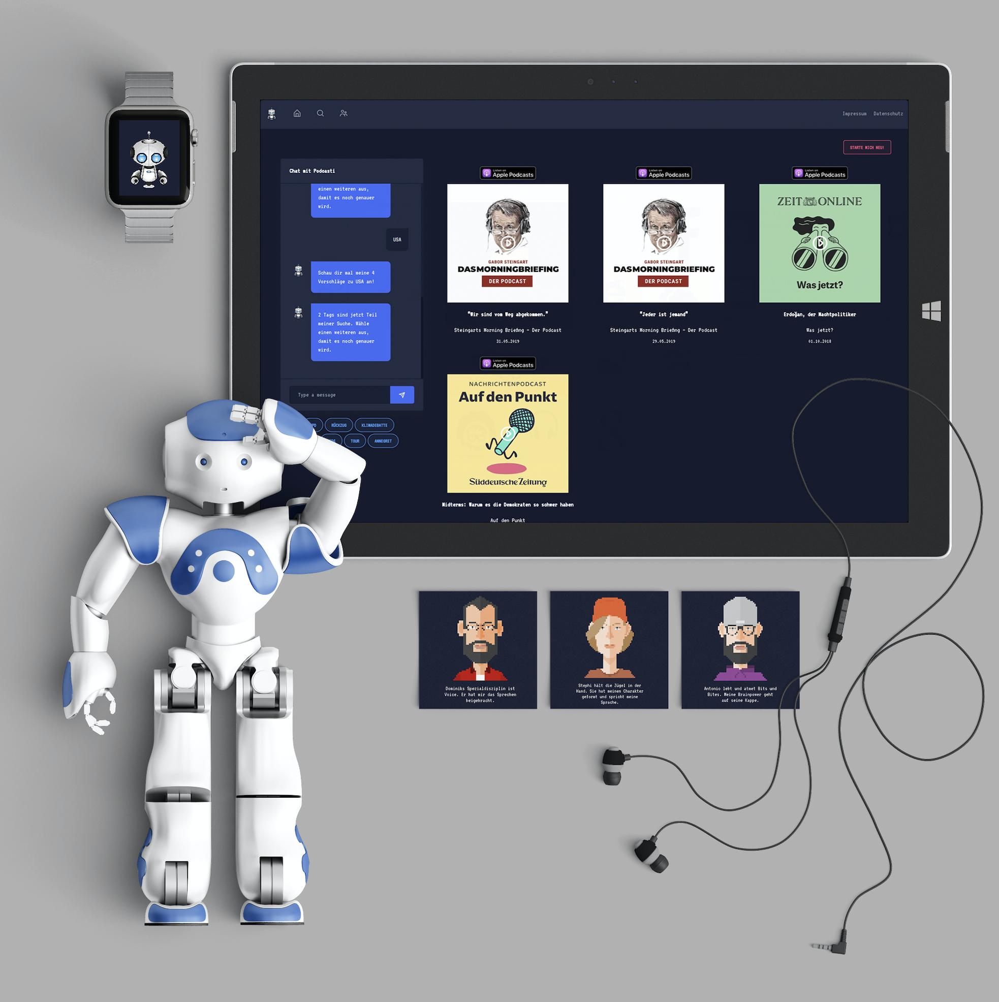Podcast Bot